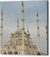 Adana Mosque Acrylic Print