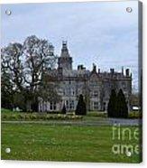 Adare Manor Acrylic Print