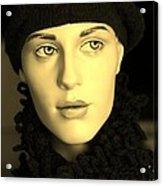 Adele 3 Acrylic Print
