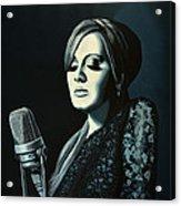 Adele 2 Acrylic Print