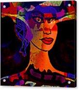 Adelita Acrylic Print