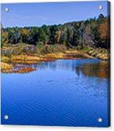 Adirondack Color Vii Acrylic Print