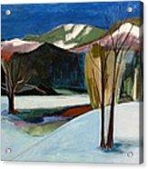 Adirondacks Acrylic Print