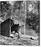 Adirondacks Cabin, C1909 Acrylic Print