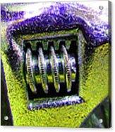 Adjustable Wrench B Acrylic Print