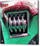 Adjustable Wrench F Acrylic Print