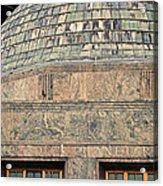 Adler Planetarium Signage Acrylic Print
