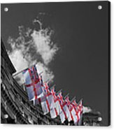 Admiralty Arch London Acrylic Print