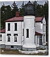 Admiralty Head Lighthouse 2 Acrylic Print