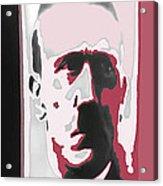 Adolph Hitler Collage Close-up Circa 1933-2009  Acrylic Print