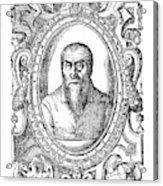 Adrian Willaert (1480-1562) Acrylic Print