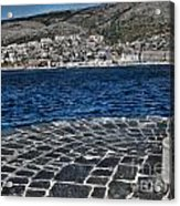 Adriatic Sea Acrylic Print
