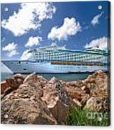 Adventure Of The Seas Acrylic Print