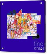 Benefit Of Concealment 1a 2nd Acrylic Print