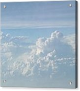 Aerial Formation Acrylic Print