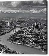 Aerial View Of London 4 Acrylic Print