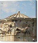 Aerides Acrylic Print by Greek View