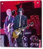 Aerosmith-joe Perry-00019-1 Acrylic Print