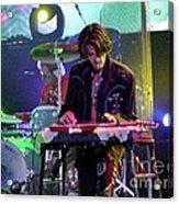 Aerosmith-joe Perry-00124 Acrylic Print
