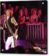 Aerosmith-steven Tyler-00074 Acrylic Print