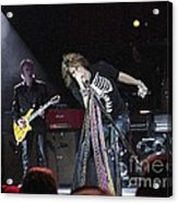 Aerosmith-steven Tyler-00160 Acrylic Print