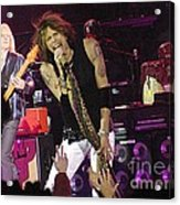 Aerosmith - Steven Tyler - Dsc00072 Acrylic Print