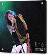 Aerosmith - Steven Tyler -dsc00139-1 Acrylic Print