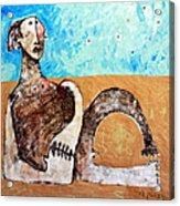 Aetas No 12  Acrylic Print