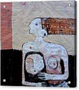 Aetas No 3 Acrylic Print by Mark M  Mellon