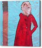 Aetas No 5 Acrylic Print by Mark M  Mellon