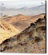 Africa, Namibia, Northwestern Namibia Acrylic Print