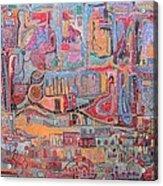 Africa-oppression Acrylic Print