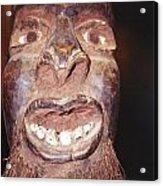 African Devil Acrylic Print