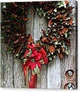 After Holiday Acrylic Print