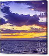 After Show Acrylic Print