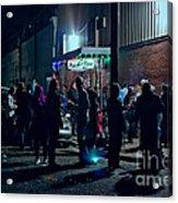 After The Parade _ Nola Acrylic Print