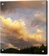 After The Storm -  Lake Arrowhead Acrylic Print