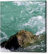 After The Wave Acrylic Print