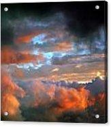 After Tornado Skyscape Acrylic Print