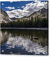 Afternoon At Dorothy Lake Acrylic Print