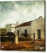 Afternoon At Lone Tree Ranch Acrylic Print