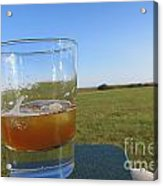 Afternoon Drink Acrylic Print
