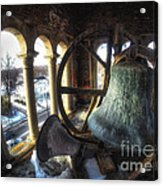 Afternoon In The Belfry Acrylic Print