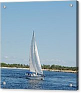 Afternoon On The Bay Acrylic Print