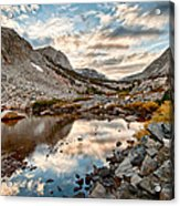 Afternoon Reflections Acrylic Print