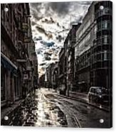 After.the.rain Acrylic Print