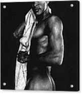 Afterwards Acrylic Print by Douglas Simonson