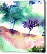 Against Light 1 Acrylic Print