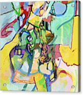 Self-renewal 13t Acrylic Print