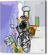 Self-renewal 14f Acrylic Print